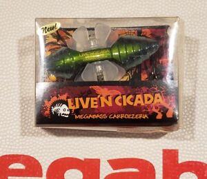 "WOW! Megabass CARROZZERIA LIVEN CICADA ""TAMAMUSHI"" Color FREE SHIPPING"
