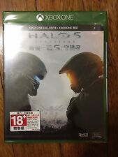 MSRNY XBOX ONE Halo 5 Guardians Asian ver. Chinese + English subs English voice