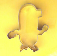 """3.5"""" Minion baking biscuit pastry cookie cutter stainless steel mold"""
