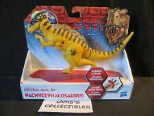 Jurassic World Hasbro Pachycephalosaurus dinosaur action figure toy