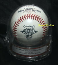 2011 RAWLINGS OFFICIAL HOME RUN DERBY BASEBALL in sealed dome w/ MLB hologram