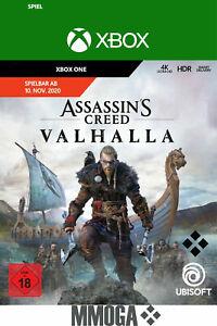 Assassin's Creed Valhalla - Xbox One - Digitale Codice - [Global]