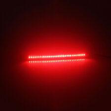 48LED Universal Motorcycle Light Strip Brake Tail Light Turn Signal Stop Lamp US