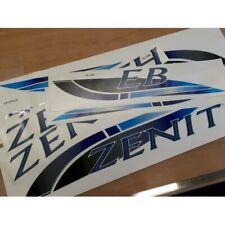 Lunar Zenith 2009 Caravan Stickers Decals Graphics - SET OF