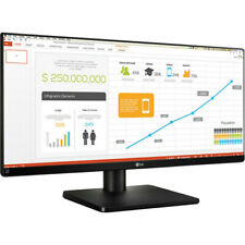 "LG 29UB67-B 29"" LED LCD Monitor - 21:9 - 5 Ms - 2560x1080 - Sealed Box"