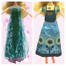 Vestito da sposa da favola 2Set Princess Doll Outfit per Barbie Doll Girls Gift
