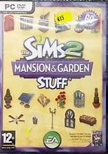 THE SIMS 2: MANSION & GARDEN STUFF PC GAME 2008 -PC-