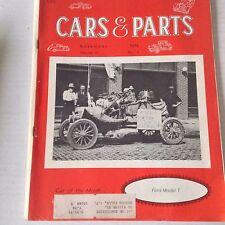 Cars & Parts Magazine Ford Model T November 1973 052117nonrh