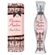 Christina Aguilera Royal Desire Eau de Parfum EDP 30ml NEW