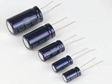 5x Condensateurs Chimiques Radiaux 820µF / 25V
