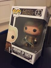 Brienne of Tarth funko pop #13, Game Of Thrones