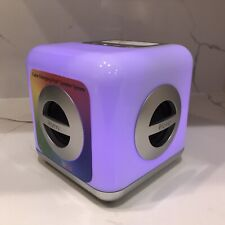 iHome ColorTunes iPod iPhone Speaker System iH15 Cube Dock Charge Mood Light