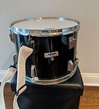 "Adam 14"" x 12"" Student Marching Snare Drum Black."