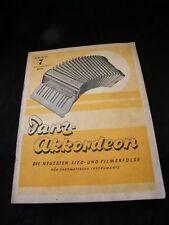 Partition Tanz Akkordeon Band Edition Schott 2816 Music Sheet