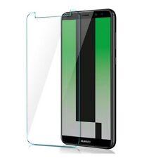 Huawei P-Smart - Schutzglas Panzerfolie Echtglas Case-Kompatibel Schutzfolie
