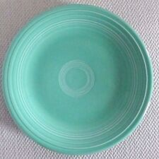 "HLC Fiesta Ware Light Green 7-1/4"" Salad Plate Spruce Green USA"
