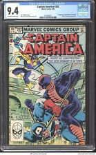 Captain America #282 1983 CGC 9.4 - 1st appearance of Jack Monroe as Nomad
