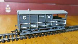 "Bachmann OO Scale 33-301A GWR 'Toad' brake van. ""Paddington"""