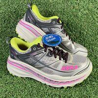 Hoka One One Stinson 3 ATR Running Trainers Shoes Womens Size UK 7 EU 40.5 New