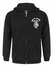 Sons Of Anarchy SAMCRO Men's Zip Up Hoodie