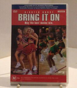BRING IT ON. The Original. R4 Dvd. Kirsten Dunst.