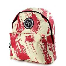 HYPE Brushed Backpack - Sand/Red School bag AW17360 HYPE Bags **FREE Haribo