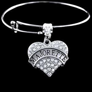 Majorette Bangle twirler bracelet Majorette bracelet best Jewelry gift band