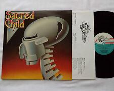 "SACRED CHILD ""S/T"" Orig LP BLACK DRAGON BD 034 Thrash metal NEW-UNPLAYED !"