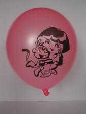 DORA THE EXPLORER BIRTHDAY PARTY LATEX BALLOON  NEW! PACK OF 10!