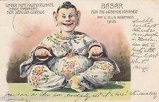 Dresden AK 1905 Emil Rieck Bazar Leidende Kindheit Asien-Figur Sachsen 1611325