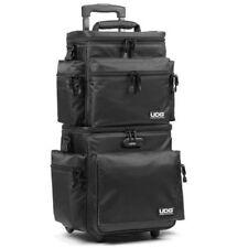 UDG SLINGBAG TROLLEY SET DELUXE borsa + slingbag + cd map black + orange inside