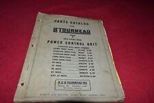 Le Tourneau Model T Power Control Unit Parts Book Manual RPMD ver3
