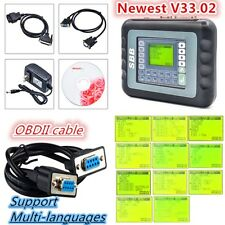 2016 SBB Key Programmer Immobilizer For Multi Brand Car Auto SBB V33.02 Ship