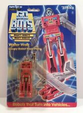 Go-Bots Carded Water Walk action figure 1985 Tonka unopened vintage