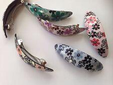 Fashion Women Girl Ponytail Holders Barrette Clip Accessories