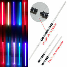 2 PCS/set Star Wars Lightsaber Led Flashing Light Sword Toys Cosplay Weapons FQ