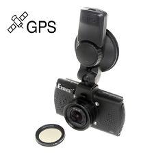 Eyoyo Ambarella A12 2K HD 1440P GPS Car Dash Camera Video Record CPL LDWS T1K