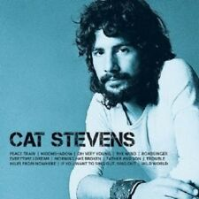 "CAT STEVENS ""ICON"" CD NEW"