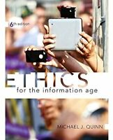 Ethics for the Information Age Michael Quinn