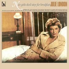 Julie London - Nice Girls Don't Stay for Breakfast (Liberty) [New CD] Spain - Im