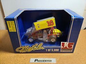 1985 Jeff Gordon #16 Valvoline Sprint Car 1:24 World Of Outlaws Racing Champions