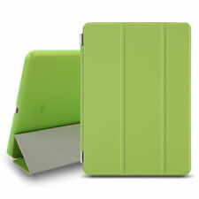 New Smart Case Cover Stand Magnetic Slim Leather For Apple iPad Air 2 Green