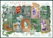 NEDERLAND: UITGAVE 2021 VEL BELEEF DE NATUUR. (DUIN EN KRUIDBERG)