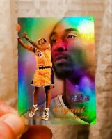 KOBE BRYANT 1998 FLAIR SHOWCASE FLAIR SEC 2 ROW 3 ** NM-MINT **