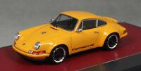 Matrix Singer Design Porsche 911 in Orange 2014 MX41607-082 1/43 NEW Ltd 408