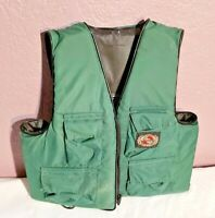 Stearns Fishing Vest, Size Adult Large/X-Large, Model 29-53