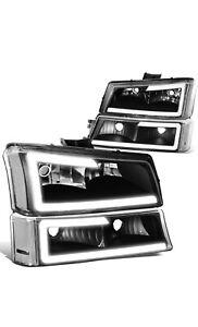 2005 chevrolet silverado 1500 led headlights