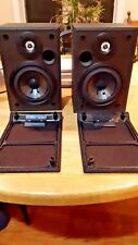 Pair of Sony 2-Way Speakers SS-MB100H 100W 8 Ohm Tested & Working - Matched Pair