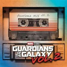 GUARDIANS OF THE GALAXY (Awesome Mix Vol. 2 Soundtrack CD SEALED + FREE Post)