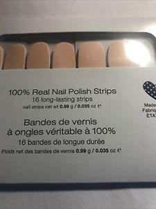 COLOR STREET 100% Real Nail Strips 💛HAVANA HONEY -💛